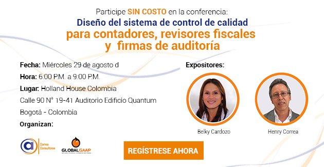 Publicidad Conferencia