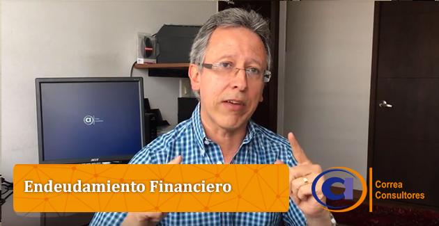 endeudamiento -financiero