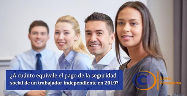 Trabajadores independientes Consultores