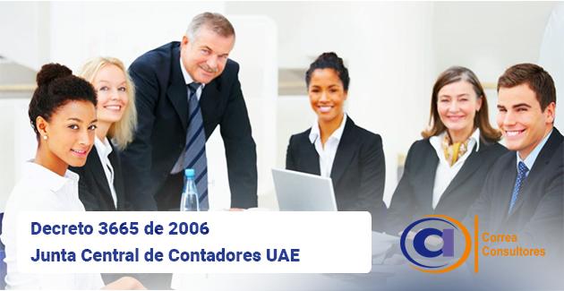 Decreto 3665 de 2006