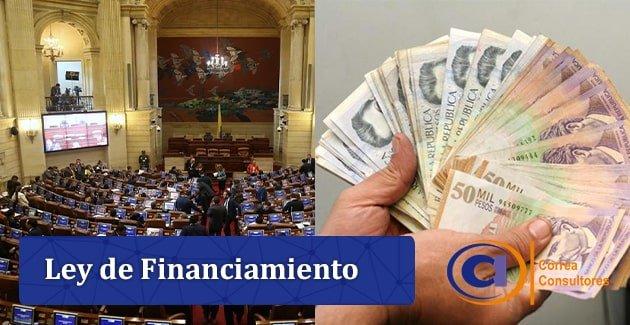 Presentarán nuevamente la Ley de Financiamiento