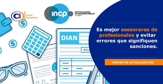 Recomendaciones para declarar renta según el Instituto de Contadores Públicos de Colombia